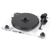 Pro-Ject 2Xperience DC Acrylic/2M Silver - Project