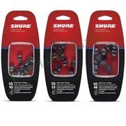SHURE Black Foam Sleeves - SHURE