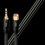 Audioquest TOWER 3.5MM  male to 3.5MM female (3 meter) - Audioquest