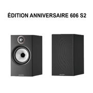 BOWERS & WILKINS ÉDITION ANNIVERSAIRE 606 S2 - Bowers & Wilkins
