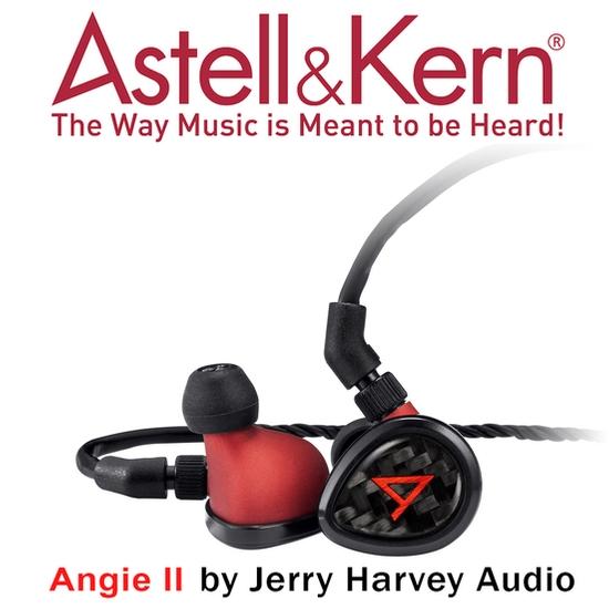 Angie II by Jerry Harvey Audio
